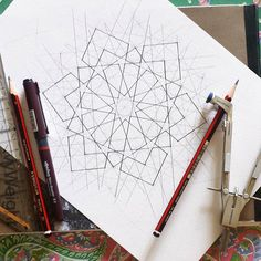 Art of Islamic pattern Islamic Art Pattern, Arabic Pattern, Geometry Pattern, Geometry Art, Pattern Art, Geometric Designs, Geometric Shapes, Motifs Islamiques, Foto Poster