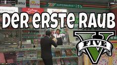 Der erste Raub in GTA 5 online [#2 GTA 5 Online]