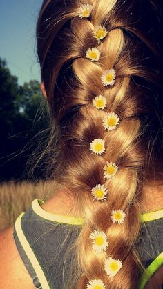 My hair today ♡