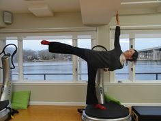 Power Plate Yoga at Saugatuck Studios