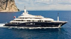 Rossinavi consolidates its position among the Gotha of metal built superyachts in the course of the latest International Boat show in Monaco with Numptia a 70 metre motor yacht. Monte Carlo, Burgess Yachts, Monaco Yacht Show, Surf, Yacht Interior, Interior Design, Private Yacht, Charter Boat, Yacht For Sale