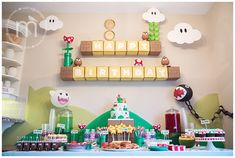 Moments on the Blog   Aylah's Mario Party