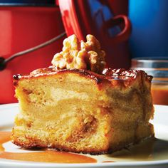 Toronto Life Cookbook 2012 Recipe: Banana Bread Pudding - I want to try this recipe. Looks amazing Moist Banana Bread, Toronto Life, Pudding Recipe, Restaurant Recipes, Let Them Eat Cake, Food For Thought, Just Desserts, Food Dishes, Cake Recipes