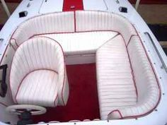 My Boats Plans - Wrap-around seats Master Boat Builder with 31 Years of Experience Finally Releases Archive Of 518 Illustrated, Step-By-Step Boat Plans Wooden Boat Kits, Wooden Boat Plans, Wooden Boats, Boat Seats, Baby Car Seats, Boat Building, Building Plans, Aluminum Boat Kits, Sailing Dinghy