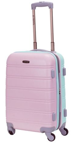 Backpacks are no longer reserved for school children. Cute Luggage, Kids Luggage, Carry On Luggage, Travel Luggage, Travel Bags, Betsey Johnson Luggage, Mochila Nike, Hard Sided Luggage, Cute Suitcases