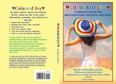 """In honor of National Self-care Week, I'd like you to know about """"Colors of Joy: A Woman's Guide for Self-Discovery, Balance, and Bliss."""" It provides guided journal activities even women who are super-busy and/or put others needs before their own, can benefit from. Get tips for self-care. See it on Amazon at  https://www.amazon.com/Colors-Joy-Womans-Self-Discovery-Balance/dp/0615932738 or on my website http://www.nancyandreswriter.com/colors-of-joy/. Purchase your autographed copy today!"""
