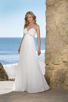 Beach themed dress :)