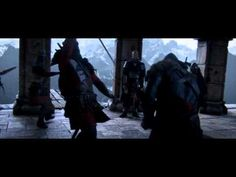 Not only is this one of the best trailers for a game i've seen, it's my favorite game series. I can't wait for the release of Assassin's Creed Revelations
