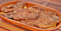 Jedlo, ktoré budete milovať: Tradičná pečienka na pekáči s cesnakom a slaninou - Recepty od babky