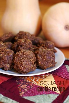 Got squash? Make these Squash Cookies!