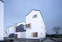 Gallery of Dongziguan Affordable Housing for Relocalized Farmers / gad - 1