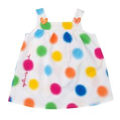 The dress my daughter wore on her 1st birthday | Agatha Ruiz de la Prada