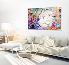 Napa Valley acrylic on canvas, x x cm) Napa Valley, Abstract Art, Couch, Paintings, Canvas, Furniture, Home Decor, Tela, Homemade Home Decor