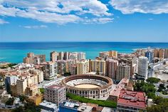 Malaga, Spain  I'd love to go there again