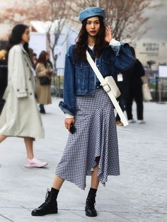 Tokyo Street Fashion, Seoul Fashion, Korean Street Fashion, Vogue Fashion, Japan Fashion, Paris Fashion, Style Grunge, Soft Grunge, Grunge Outfits