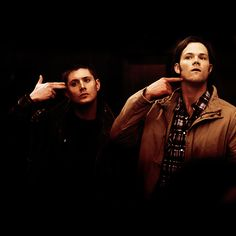 Sam & Dean. The best part of this episode. #SPN