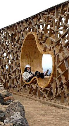 Escuela de Arquitectura de la Universidad de Talca, Chile #architecture