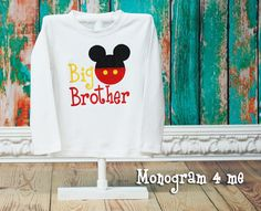 Big Brother Mickey Mouse