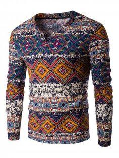 GET $50 NOW   Join RoseGal: Get YOUR $50 NOW!https://m.rosegal.com/men-s-long-sleeves/v-neck-color-block-ethnic-style-pattern-long-sleeve-t-shirt-for-men-598159.html?seid=5q84bn3gp6qdmf8cbvgsd4qe24rg598159