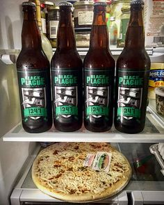 LUNCH TIME 🍴🍕🍺 pizza and beer from @blackplaguebrewing ... grand opening party coming soon, link in profile. #sdbeer #aplagueofflavor #craftbeer #craftbrewery #sandiegobeer #sandiego #sandiegoconnection #sdlocals #sandiegolocals - posted by Jarred https://www.instagram.com/thebossdoss. See more San Diego Beer at http://sdconnection.com