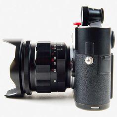 Leica M8 + Voigtländer 21mm f/1.8 Ultron