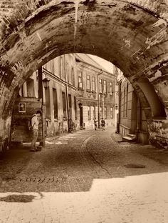 old town My Kind Of Town, Old Town, Poland, Street, City, Pictures, History, Fotografia, Roads