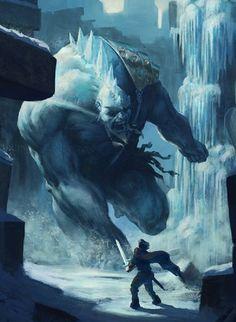 151 Best Colossus images in 2019 | Fantasy creatures
