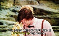 """12 Times """"Doctor Who"""" Fangirled Over """"Star Trek"""""""