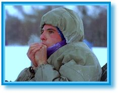 First Aid For Frostbite...How To Care For Frostbite and Hypothermia.