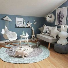 Relooking et décoration 2017 / 2018   Chambre des enfants d'aventure