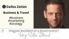 Ez a cikksorozat olyan vállalkozókról szól, akik már megtették az első lépéseket, vagy akár már évek óta kiszervezik az időrabló feladataikat a vállalkozásukból. Történeteik a kezdetektől a mai napig szólnak, elmesélik, hogy ki, hogyan kezdte el a kiszervezést, és milyen feladatokat adnak át egy vagy több virtuális asszisztensnek.  Harmadik interjúm Dallos Zoltánnal készült, aki a Marketing