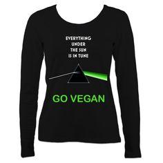 I have a feeling you'll like this one 😍 Vegan Floyd Ladies Long Sleeve T-Shirt http://www.passoom.com/products/vegan-floyd-ladies-long-sleeve-t-shirt?utm_campaign=crowdfire&utm_content=crowdfire&utm_medium=social&utm_source=pinterest