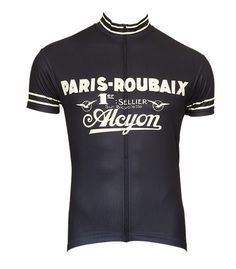paris roubaix retro cycling jersey for men blue Cycling Jerseys ce567a24e