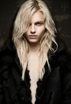 .Rose the warrior angel (she has longer hair though)