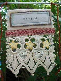 Prayer Flag Swap Gallery (send by Aug. 3 2012) - ORGANIZED CRAFT SWAPS
