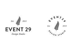 Logo design for Event 29 Design Studio by Colin - USA