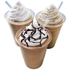 Starbucks Coffee Drinks Recipe Clones // There's also bakery items, too. Stop overspending on your coffee!