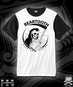 Beartooth Two Tone Reaper T-Shirt