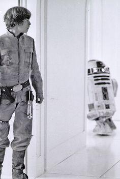 Luke & R2D2