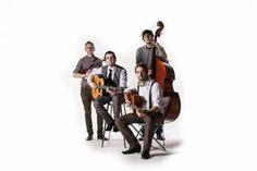 Boho Style Gypsy Jazz - Swing Band From Surrey - Tzigauners