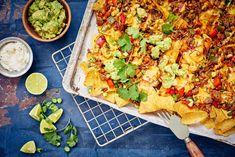 Nachopelti No Salt Recipes, My Cookbook, Tex Mex, Nachos, Avocado Toast, Vegetable Pizza, Quiche, Chili, Recipies