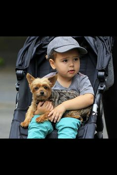 Orlando Bloom and Miranda Kerr's adorable son Flynn!