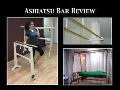 Ashiatsu Bars review for massage therapists. Let us help you sort which ones best meet your massage practice needs. Office or mobile house-calls?