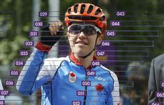 Canada's Clara Hughes signs in for the women's cycling road race final at the London 2012 Olympic Games