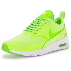 Nike Air Max Thea&Nbsp;Fashion Shoe ($125) ❤ liked on Polyvore featuring shoes, athletic shoes, nike shoes, nike, nike footwear and nike athletic shoes