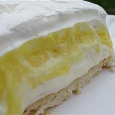 Lemon Lush.....