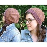 Katahdin Hat knitting pattern