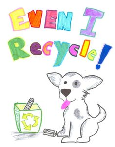 Sustainability #art contest open for WUSTL community children | Newsroom | Washington University in St. Louis #recycle