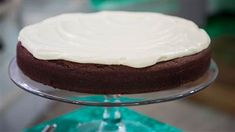 Celebrate St. Patrick's Day with this decadent Guinness chocolate cake