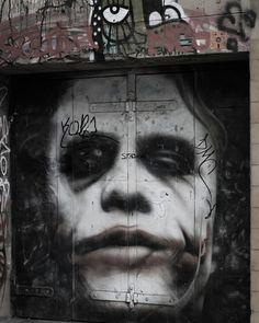 Why so serious? #streetart